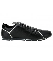 Vostro Men Casual Shoes Razor Black VCS0040